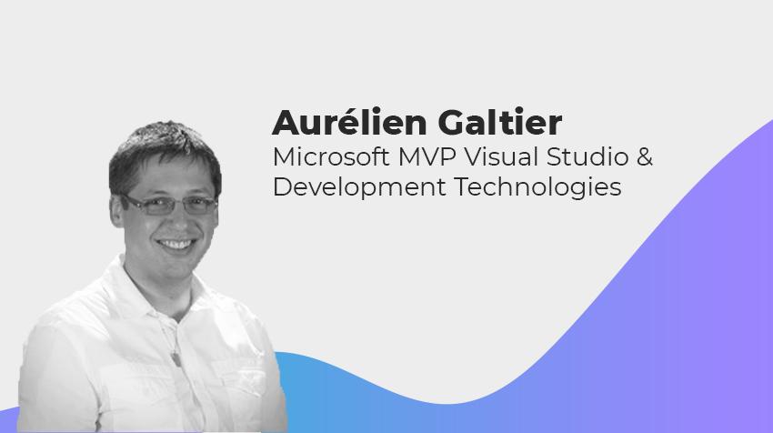 Aurélien Galtier - Consultant .NET et expert Craft, Microsoft MVP