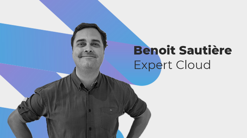 Interview New Comer - Benoît Sautière, expert Cloud