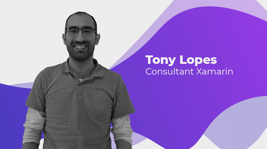 Interview New Comer - Tony Lopes, Consultant Xamarin