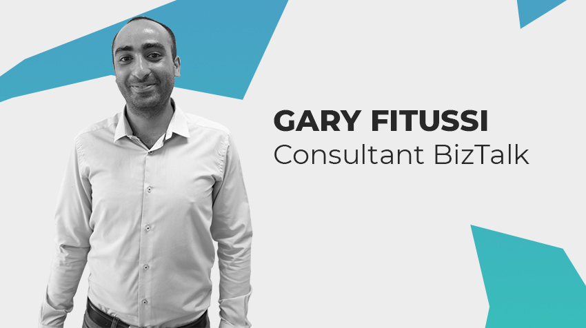 Interview new comer – Gary Fitussi Consultant BizTalk