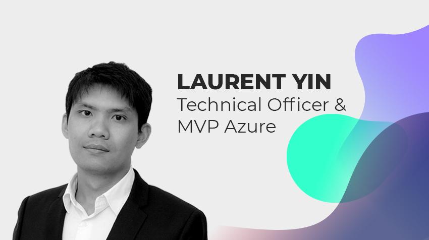 MVP Azure et Technical Officer, retour sur le profil de Laurent Yin