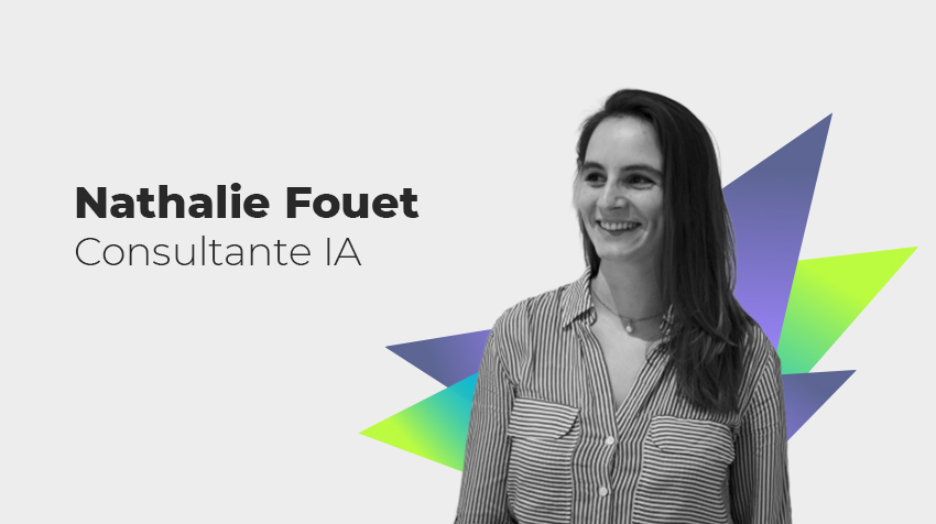 Interview new comer - Nathalie Fouet, consultante IA