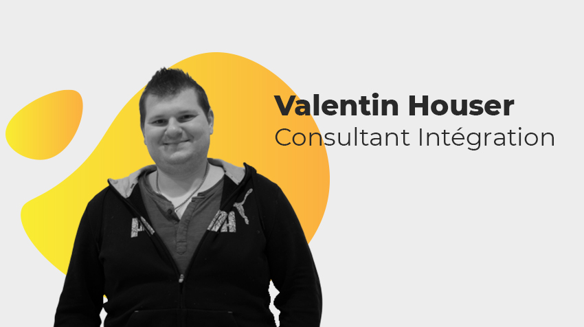 Interview - Valentin Houser, Consultant Intégration