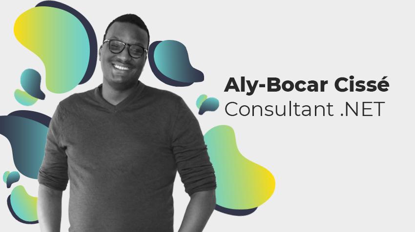 Portrait de Cellenzan - Aly-Bocar Cissé, Architecte/Développeur .NET