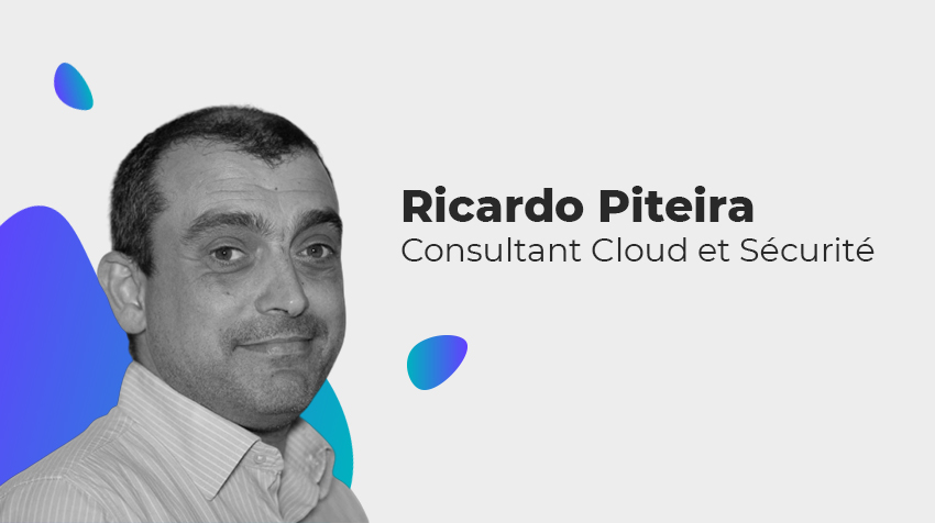 Interview New Comer - Ricardo Piteira, Consultant Cloud et Sécurité